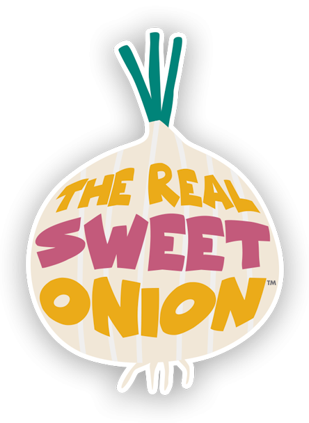 The real sweet onion